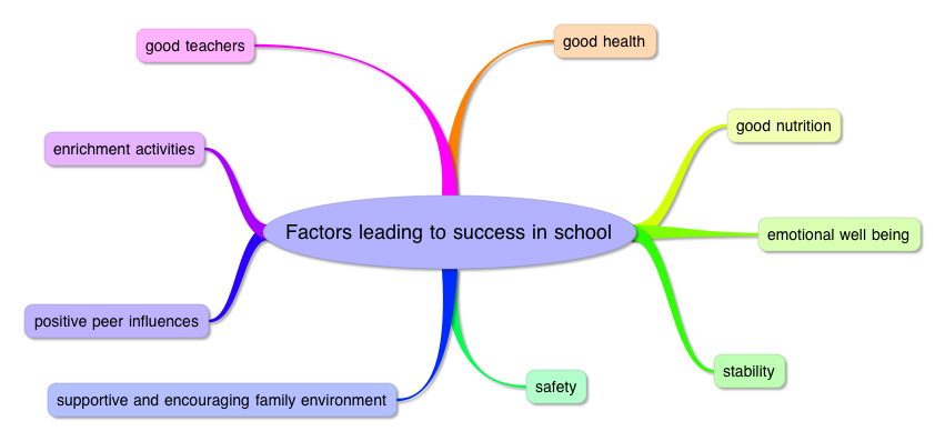 factors that lead to success in Factors in student success attitudes what is your outlook on learning do you study for a grade, or for knowledge to enrich your life it's normal and healthy to.