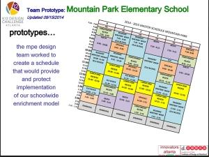 MP schedule
